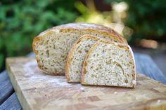 Experimente aus meiner Küche: No-Knead-Bread