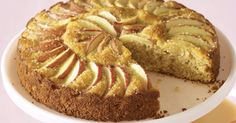 This apple teacake is a classic afternoon tea favourite, but is also great for picnics and entertaining. Apple Recipes, Cake Recipes, Dessert Recipes, Tea Cakes, Cupcake Cakes, Cupcakes, Bubble Cake, Coles Recipe, Small Cake