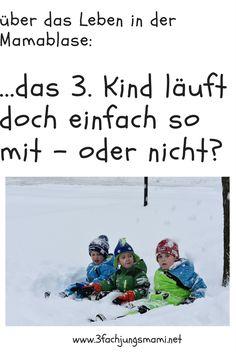 Wie ist das so mit 3 Kindern? #mamaleben #3kinder