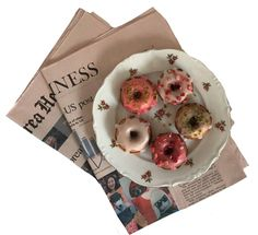 donuts & zeitung entdeckt von alyssa auf We Heart It - New Ideas Mood Board Maker, Food Png, Nars Cosmetics, Png Icons, Png Photo, Pink Brown, Collage Art, Digital Collage, Picsart