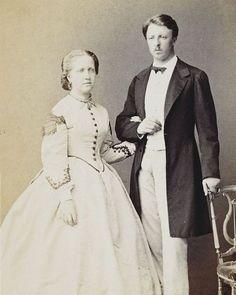 Historical Clothing, Historical Photos, Bourbon, Royal Photography, Second Empire, Prince And Princess, Royal Prince, Royal House, Ferdinand