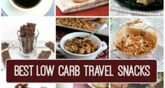 Low Carb Travel Tips and the Best Low Carb Snacks
