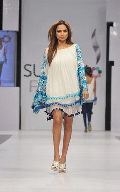 Zainab Sajid PFDC Sunsilk Fashion Week 2012 Collection