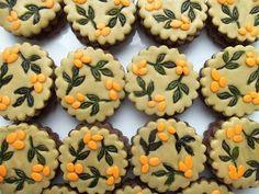 dorty,cukroví a jine sladkosti | Cukroví Mini Cupcakes, Sweet Tooth, Desserts, Food, Biscuits, Tailgate Desserts, Deserts, Essen, Postres