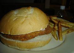 Wendys Spicy Chicken Sandwich