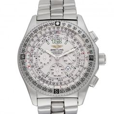 """Breitling chronographs rank with the very best wristwatches in the world, I know that as a connoisseur of luxury watches. I also know how delighted I was when I came across a website that sells pre-owned luxury watches, including Breitlings. I found them @ <a href=https://""""www.grayandsons.com/fine-watches/other-watches-brands/breitling.html"""">https://www.grayandsons.com/fine-watches/other-watches-brands/breitling.html</a> #BreitlingWatches #Estatic"""