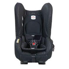 Safe-N-Sound Compaq MKII Convertible Car Seat - BLACK
