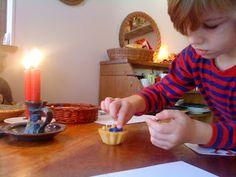 Atelier d'hiver avec la cire La Compagnie Qui-Va-Nu-Pieds: Ateliers avec les enfants au rythme des saisons