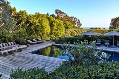 Patrick Dempsey leaves it all behind: Role worth $10M, wife of 15 years, and now his Malibu Tin House too   Spaces - Yahoo Homes