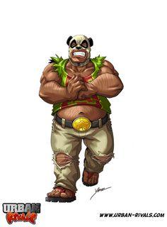 Huracan Pandagran level3