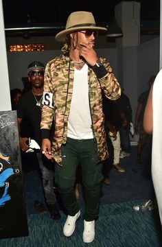 Proof That Future is the Best Accessorized Man in the World Right ...