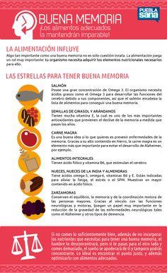 Remedios naturales para la BUENA MEMORIA: alimentos recomendados #vidasana #comerbien #salud #memoria #alimentos