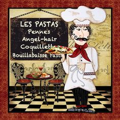 I uploaded new artwork to fineartamerica.com! - 'French Chef-c' - http://fineartamerica.com/featured/french-chef-c-jean-plout.html via @fineartamerica