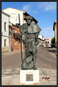 Spanish Sides, Portugal, St Jacques, The Camino, Pilgrims, Pamplona, Caligraphy, Statues, Places To See