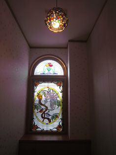 トイレの窓 横59cm高さ1m30cm