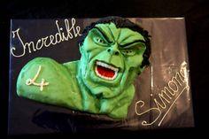 Hulk di Le torte di Anny