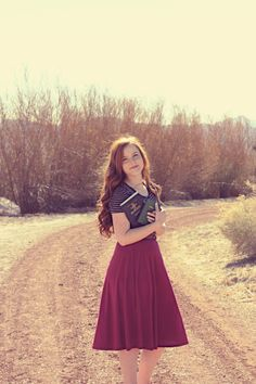 I like the idea of a road, to signify the journey Sister Missionary Pictures, Sister Missionaries, Modest Dresses, Modest Outfits, Cute Outfits, Call My Sister, Lds Mission, Style Me, Sisters