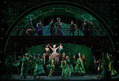 The Most Favorite Performance #Wicked The Musical #Apollo Victoria #Theatre London #London #AskaTicket