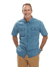 Woolrich Winwood Short Sleeve Shirt by WOOLRICH® The Original Outdoor Clothing Company