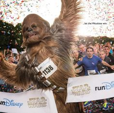 New Star Wars Run Disney event announced for 2015