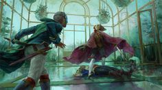 Assassination by Lea Neiteler on ArtStation.