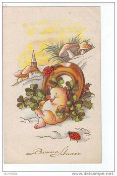 Postcards > Topics > Animals > Pigs - Delcampe.net