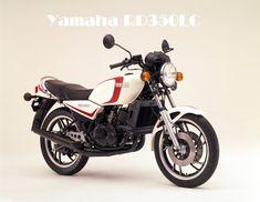 1980 yamaha rd350lc.
