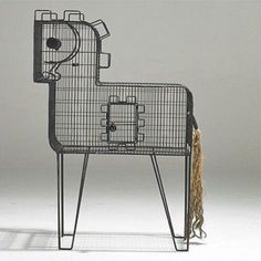 shewhoworshipscarlin: Bird cage, 1950s.