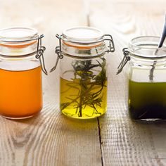 Learn How to Flavor Oils. Flavored Olive Oil With Rosemary, Basil And Sausage, But Always Gallo Olive Oil.