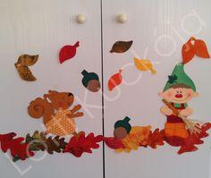 Autumn Activities, Preschool Activities, Fall Window Decorations, Baby Crafts, Diy And Crafts, September Crafts, Fall Clip Art, Autumn Decorating, Fall Diy
