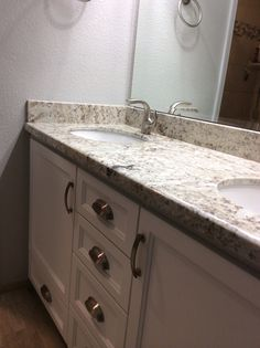 white springs granite in upstairs bath s kitchen 15056