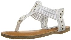 Steve Madden Ttaahnee Sandal (Toddler/Little Kid) * See this great image  : Girls sandals