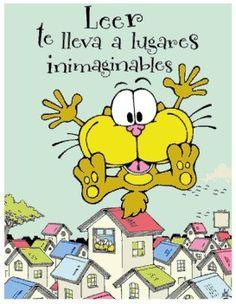 Leer te hace grande animaci n lectora pinterest for Farcical in spanish
