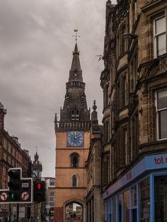 Tron Theatre Tower, Glasgow, Scotland