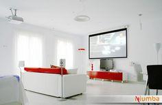 #Apartamento de #diseño en #Avilés ... ¡Para no salir de casa!