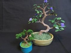 ▶ Make a Bonsai Tree out of Wire - YouTube