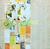 A Project by Fevvers from our Scrapbooking Gallery originally submitted 03/17/12 at 05:30 AM