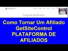 Como Tornar Um Afiliado GetSiteControl   PLATAFORMA DE AFILIADOS