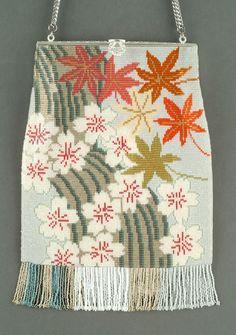 Sako Takako beads weaving