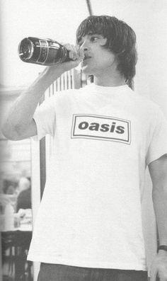 Ian Brown #oasis