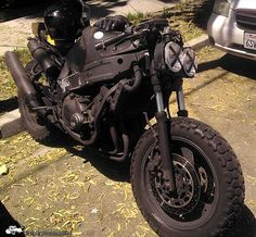 Yamaha RatFighter!