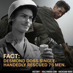 Real Desmond Doss Soldier