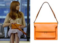 "Gong Hyo-Jin 공효진 in ""It's Okay, That's Love"" Episode 6.  Marni Resort 2014 'Trunk' Bag #Kdrama #ItsOkayThatsLove 괜찮아, 사랑이야 #GongHyoJin"