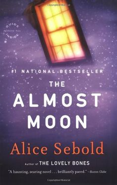 I love Alice Sebold!