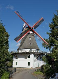 Windmühle Johanna, Wilhelmsburg, Germany