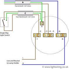 3 way switching schematic wiring diagram electric pinterest 3 way switching schematic wiring diagram electric pinterest diagram cable and third asfbconference2016 Gallery