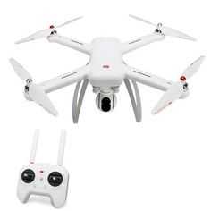 Xiaomi Mi Drone WIFI FPV With 4K 30fps & 1080P Camera 3-Axis Gimbal RC Quadcopter Sale - Banggood.com