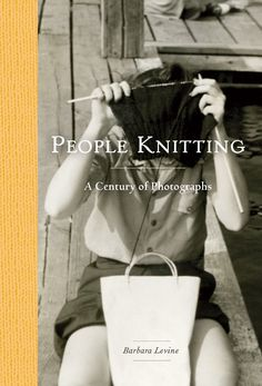 Strangely Captivating Vintage Photos of People Knitting | Atlas Obscura