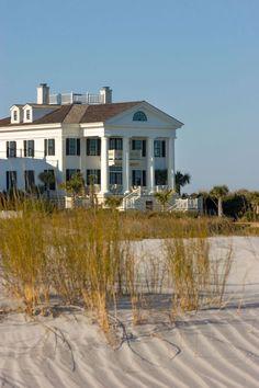 Just a little beach house..