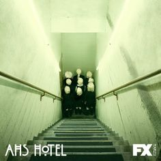 American Horror Story Season 5 Hotel - The Hotel opens its doors Oct 7.